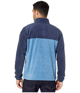 [Columbia(コロンビア)] メンズウェア・ジャケット等 Steens Mountain Half Zip Collegiate Navy/Scout Blue