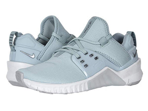 [NIKE(ナイキ)] レディーススニーカー・靴・シューズ Free Metcon 2 Ocean Cube/Metallic Cool Grey/Pure Platinum
