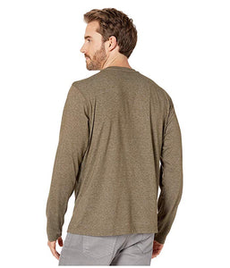 [Columbia(コロンビア)] シャツ・ワイシャツ等 Thistletown Park Henley Olive Green Heather