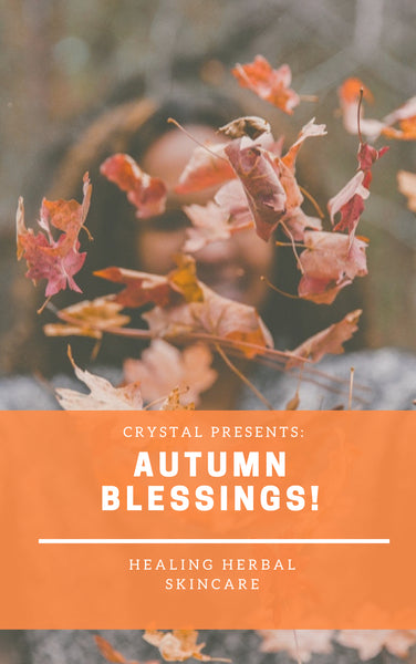Autumn Blessings!