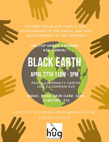 2019 Black Earth Day