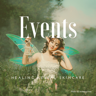 Events at Healing Herbal Skincare! Photo by Anthony Tran