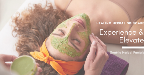 Seattle Herbal Facials at Healing Herbal Skincare