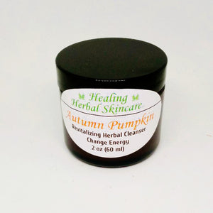 Autumn Pumpkin Revitalizing Herbal Cleanser