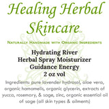 Hydrating River Herbal Skincare Spray Moisturizer