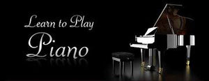 Start Learning How to Play the Piano Today!