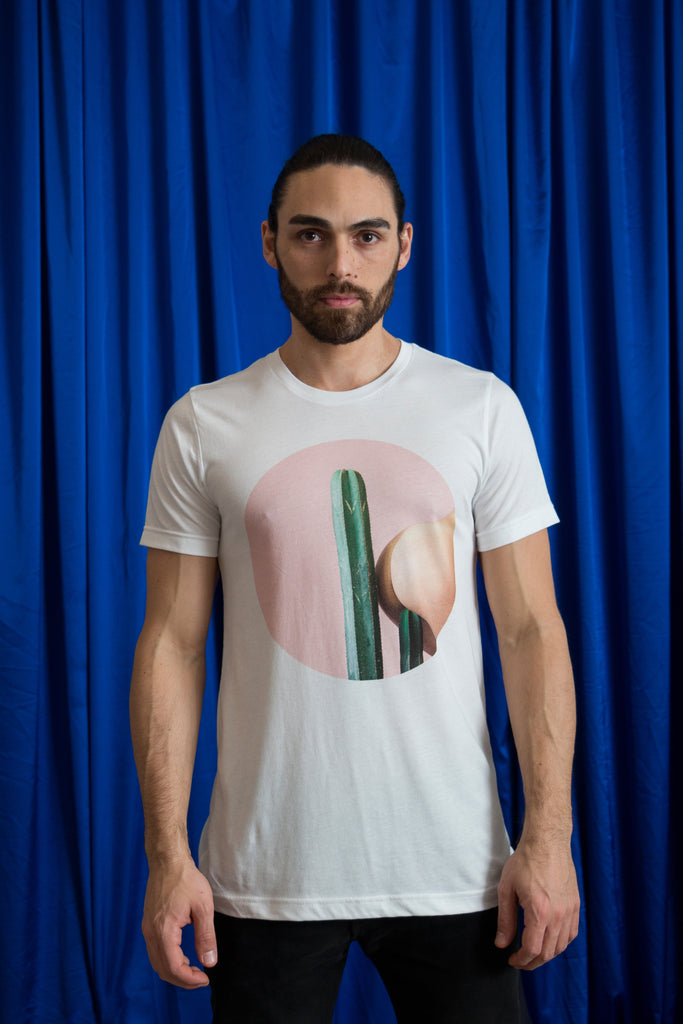 Ofer Dabush fine art photography on T-shirts.