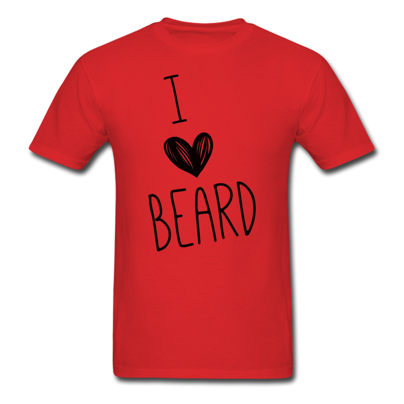 I Love Beard - bearded-money