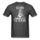 Beard Veteran Ship T-Shirt - bearded-money