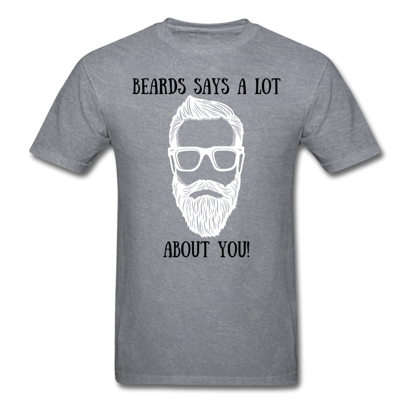 Beards Says A lot - BeardedMoney