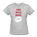 The Real Boss T-Shirt - bearded-money