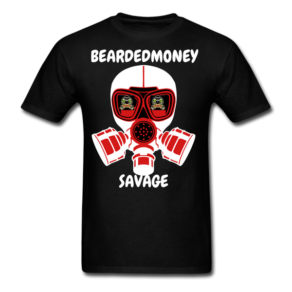 BeardedMoney Savage T-Shirt - BeardedMoney