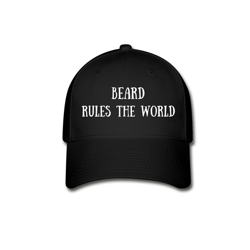 Beard Rules The World Cap - BeardedMoney