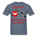 Original Beard Homeland Security Men's T-Shirt - BeardedMoney