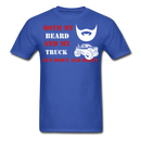 Both Beard and My Truck T-Shirt - BeardedMoney