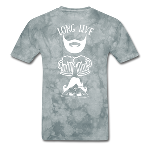 Long Live Beard, Beer T-Shirt - bearded-money