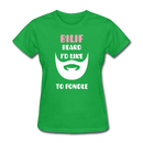BILIF (Beard I'd Like To Fondle) T-Shirt - bearded-money