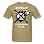 With It Or On IT T-Shirt - bearded-money