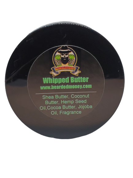 Whipped Unscented Beard & Body Butter