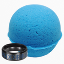 Havana Texas Blue Balls Bath Bomb With A Prize Viking Ring Inside a warm, pleasant and sweet cherry tobacco type. Sure, to evoke memories of Grandpa and his pipe!