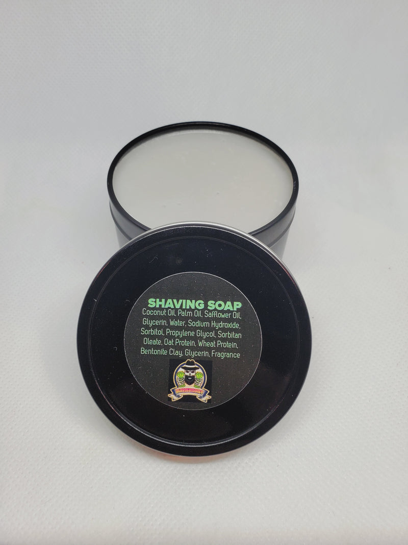Columbia (Tobacco Vanilla) Shaving Soap smells like tobacco vanilla give you the feeling of warm, smooth comforting scent. Warm, deep scent perfect for the man and adored by women.
