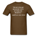 That Clean Shaven Guy T-Shirt - BeardedMoney