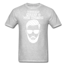 Guy Hotter Men's T-Shirt - bearded-money