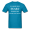 I Have The Beard Therefore, I Make The Rules T-Shirt - bearded-money