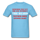Remember That Guy T-Shirt - bearded-money
