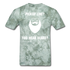 Pickup Line T-Shirt - bearded-money