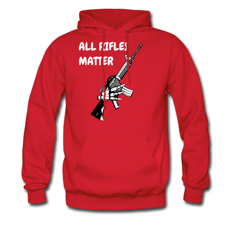 All Rifles Matter Hoodie - bearded-money