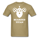 Bearded Titan T-Shirt - BeardedMoney