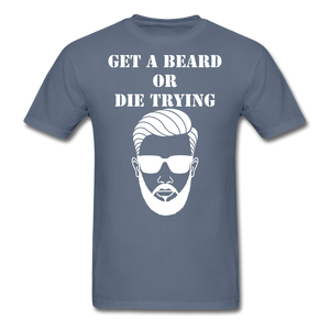 Get A Beard Men's T-Shirt - bearded-money