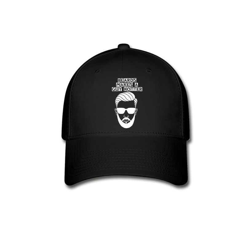 Guy Hotter Baseball Cap - bearded-money