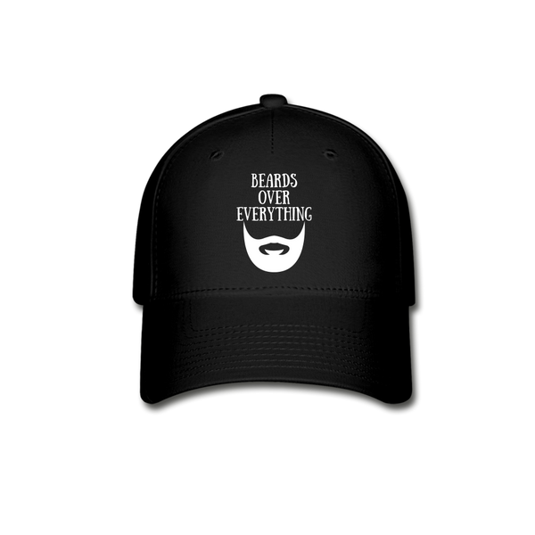 Beard Over Everything Baseball Cap - BeardedMoney