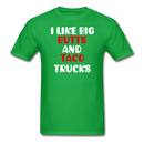 I Like Big Butts And Taco Trucks Men's T-Shirt - bearded-money