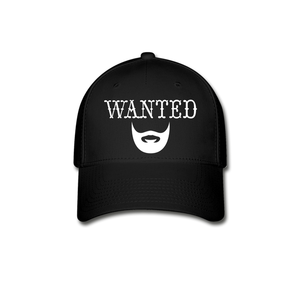 Wanted Cap - BeardedMoney