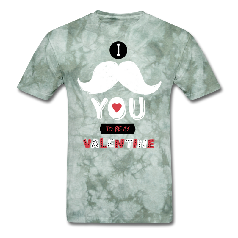 I Love You Valentine 2 - bearded-money