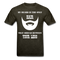 My Beard Is The Only Hair T-Shirt - bearded-money