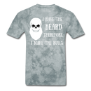 I have The Beard T-Shirt - bearded-money