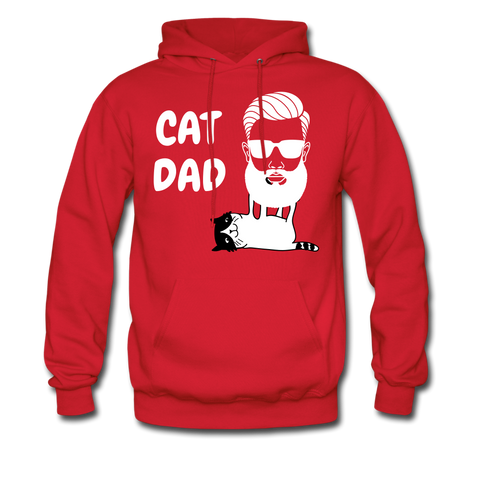 Cat Dad Hoodie - bearded-money