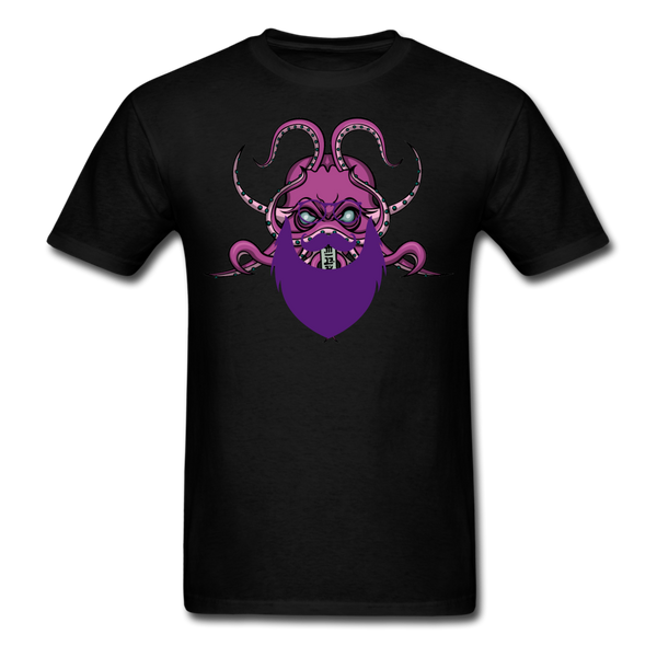 Bearded Octopus T-Shirt - BeardedMoney