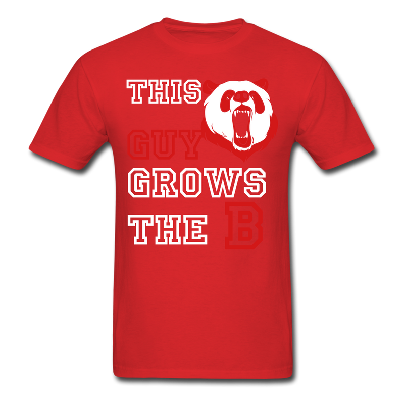 This Guy Grows The B T-Shirt - BeardedMoney