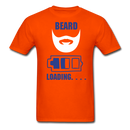 Beard Loading T-Shirt - BeardedMoney
