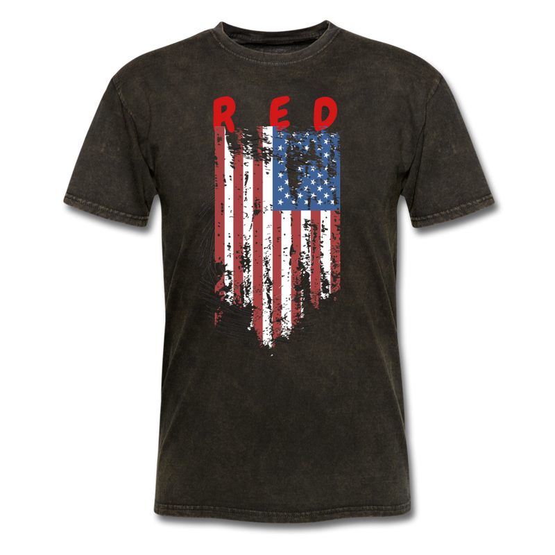 RED T-Shirt - BeardedMoney