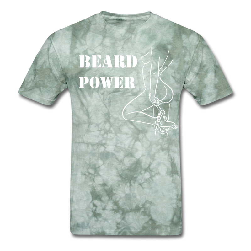 Beard Power T-Shirt - BeardedMoney