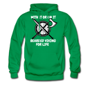 With It Or On IT T-Shirt Hoodie - BeardedMoney