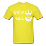 King Of Beards T-Shirt - bearded-money