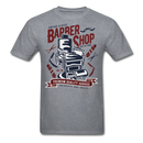 Barbershop T-Shirt - bearded-money
