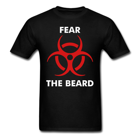 Fear The Beard T-Shirt - bearded-money